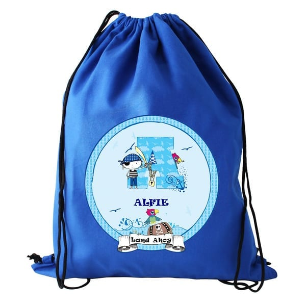 Kids Personalised PE Bag