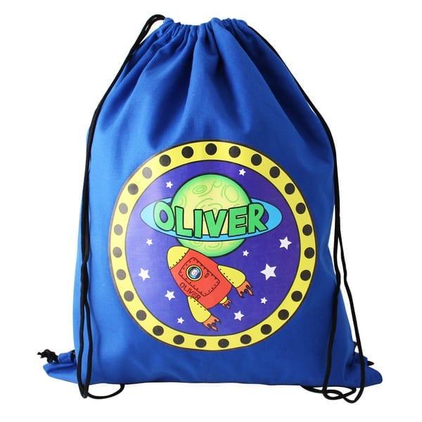 Pesronalised Gym Bag