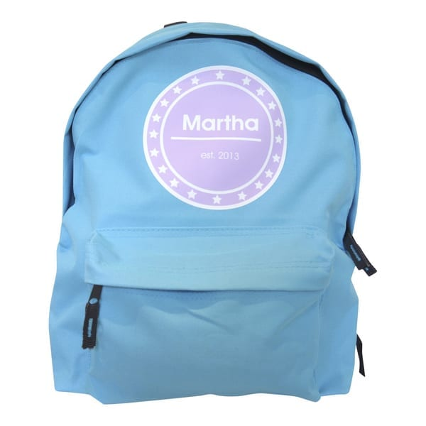 personalised kids backpacks
