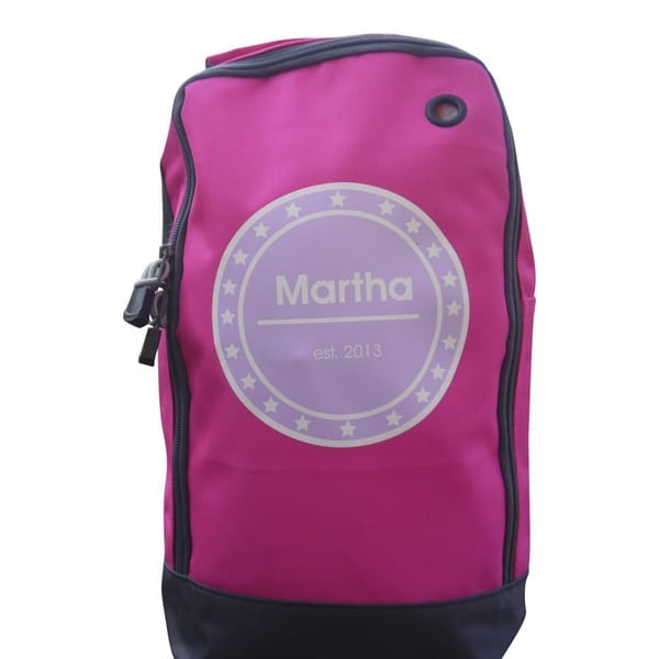 Personalised Boot Bag - EST Design f83aaadcab973