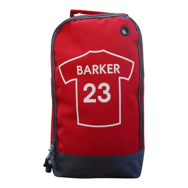 Peronalised Football Boot Bag