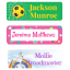 waterproof name stickers