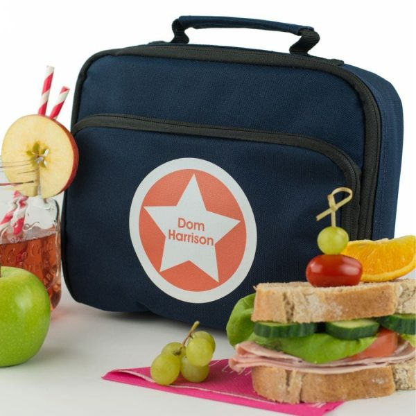 Personalised Kids Lunch Bag