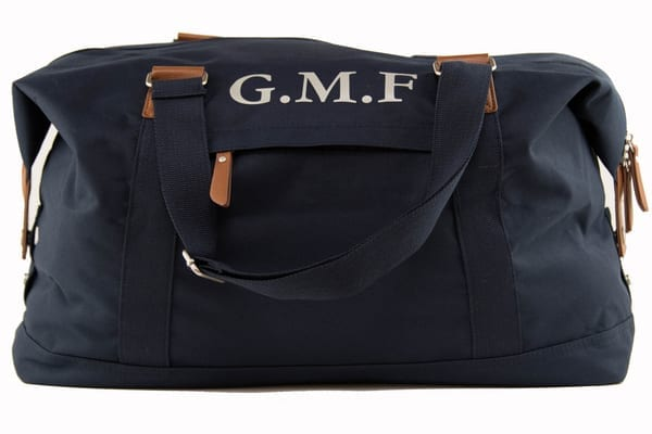 Personalised Holdalls & Weekend Bags | Name It Labels