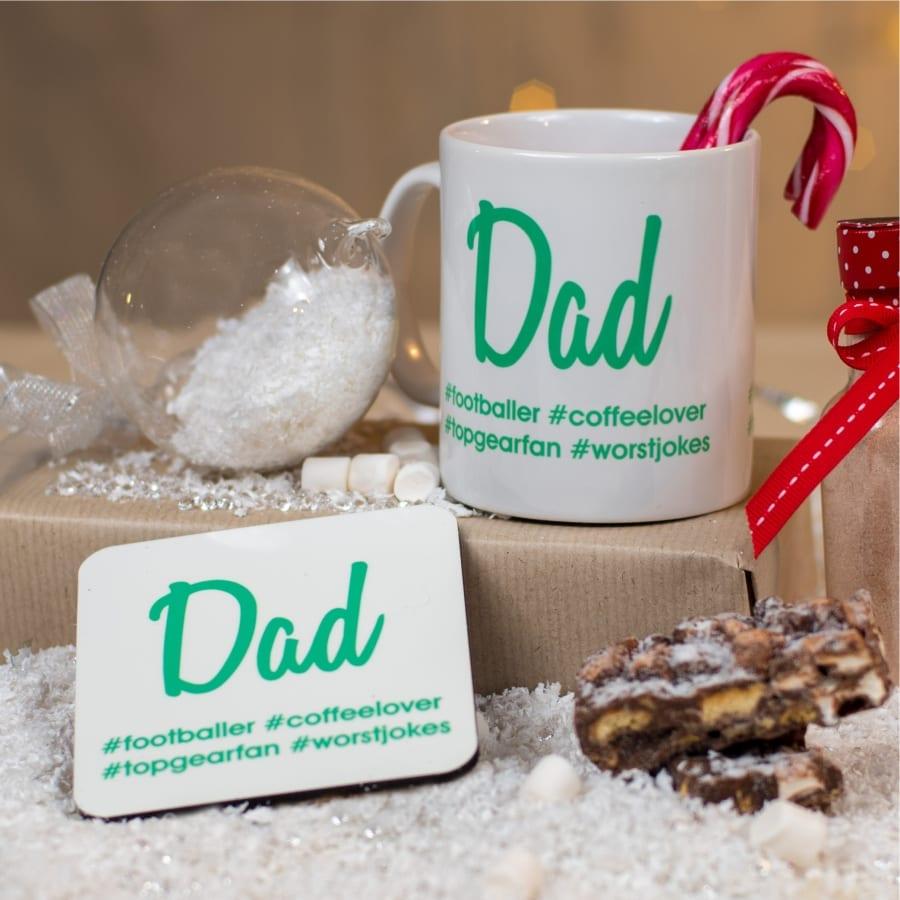 Personalised Hash Tag Mug