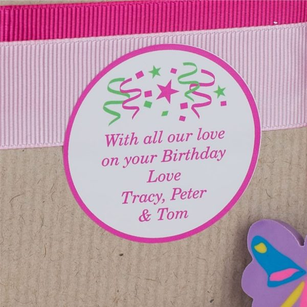 Celebration Gift Label