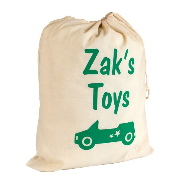 Personalised Toy Sack