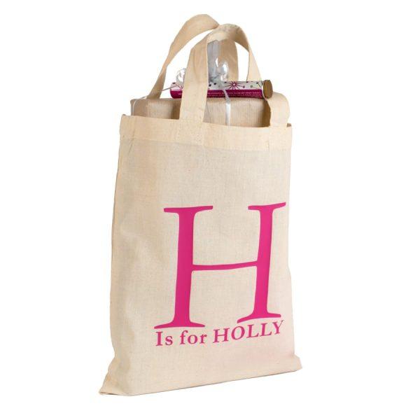 Initial Gift Bag