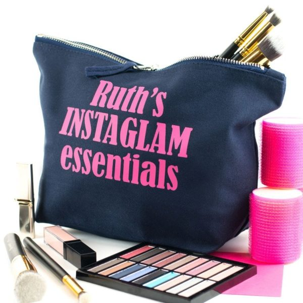 personalised instaglam pouch