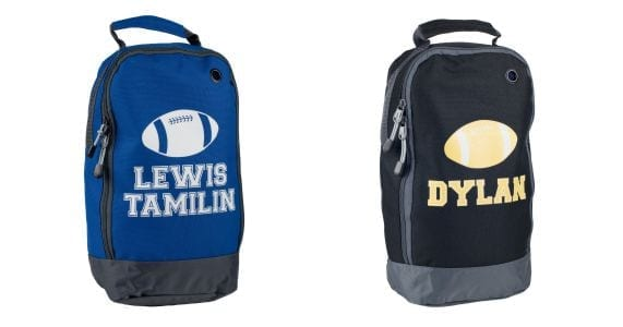 Personalised Rugby Boot Bag