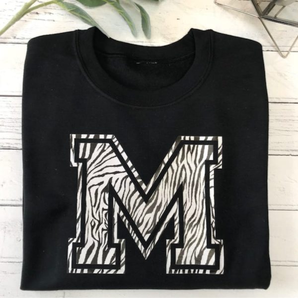 personalised initial top